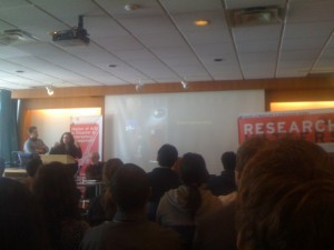 Presenting at York University