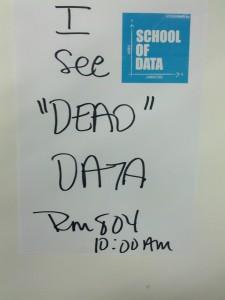 dead data