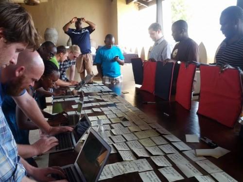 ushahidi teamwork