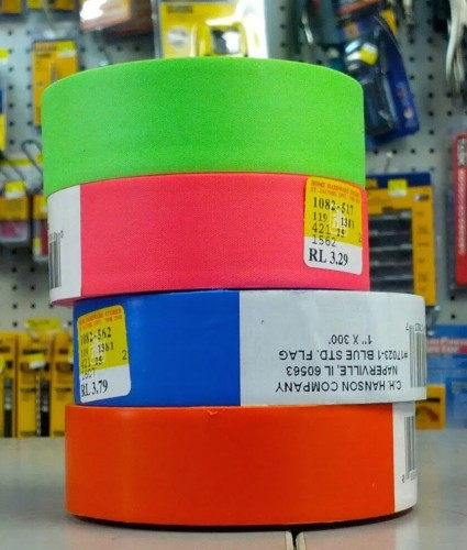 survey tape for teams