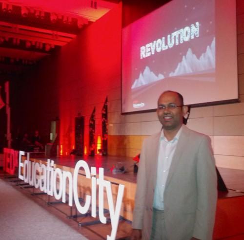 Prasenjit Mitra @ TEDxEducationCity