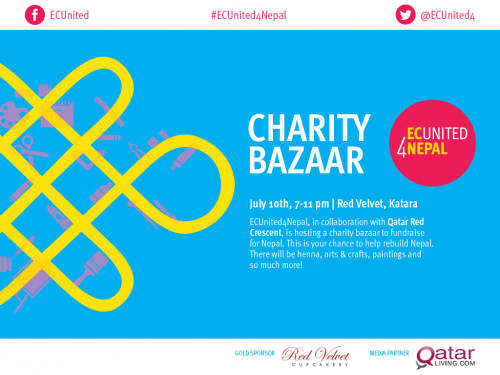 EC United CharityBazaar_Ad