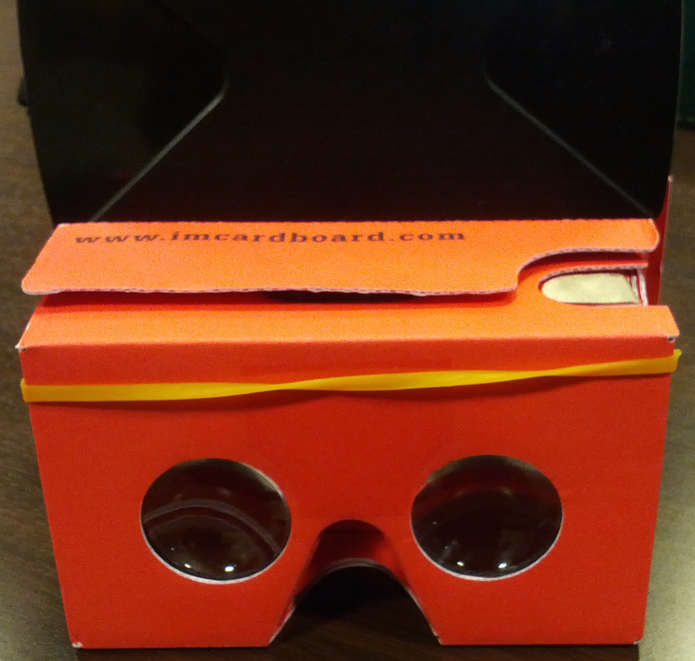 Google Cardboard at GDG