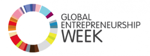 Global Entrepeneurship Week logo