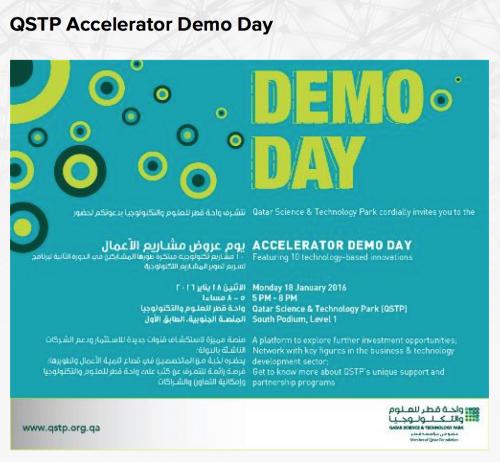 QSTP DEMO Day