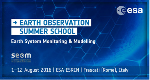 ESA Summer School