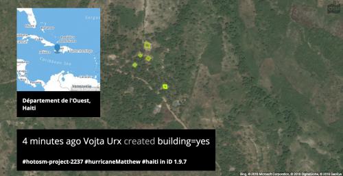 Mapping Haiti