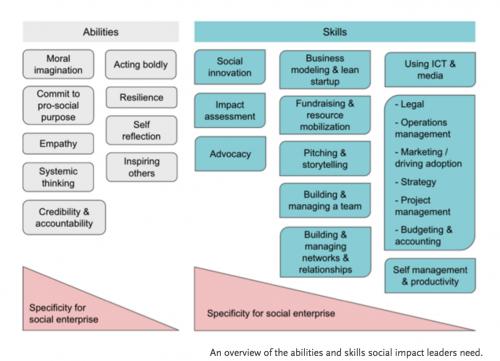Critical Social Impact Skills